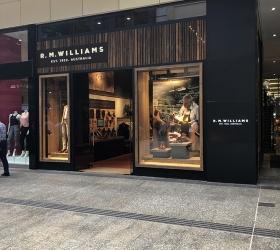 RM Williams Wintergarden